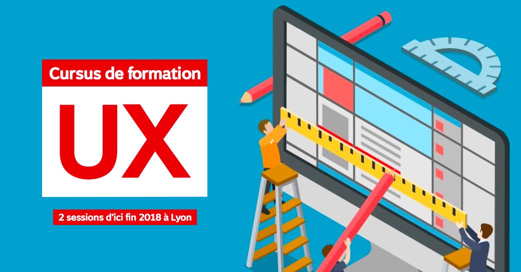 FORMATION EN UX DESIGN