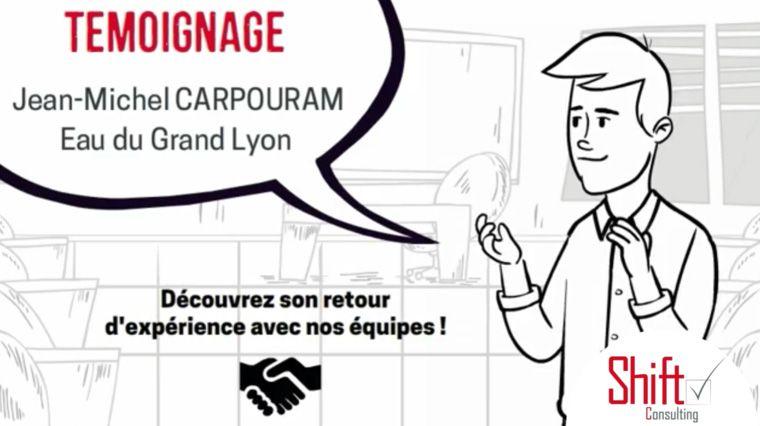 TÉMOIGNAGE CLIENT : EAU DU GRAND LYON
