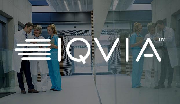 Shift devient partenaire IQVIA